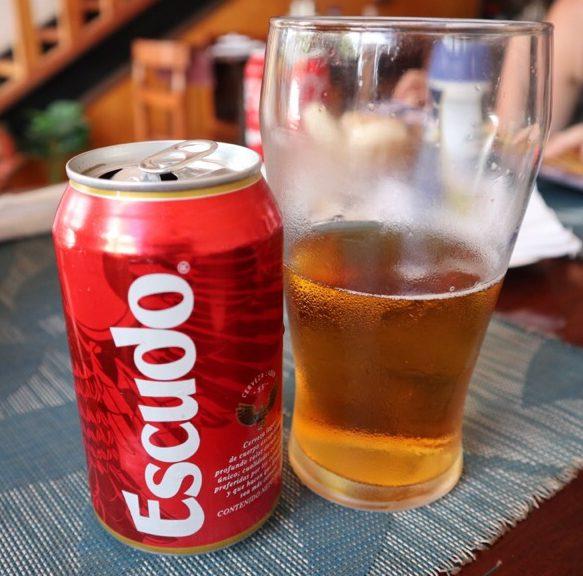 イースター島のビール