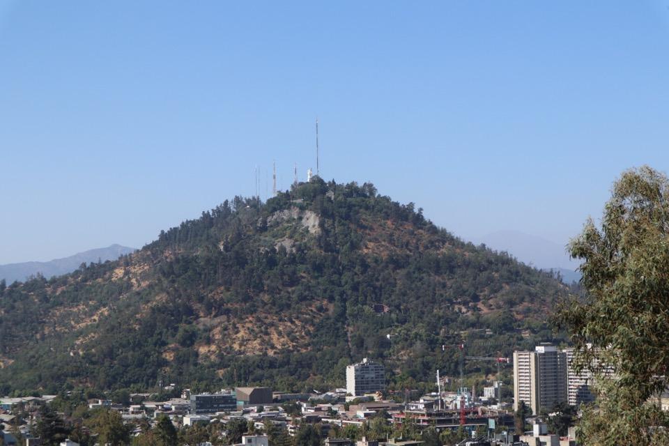サンティアゴの丘
