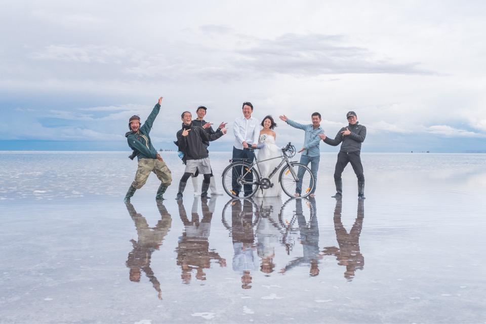 【世界一周】ウユニ塩湖の出会いで大満喫!!