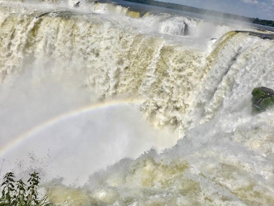 【世界一周】世界三大瀑布・イグアスの滝、そのスケールは規格外!