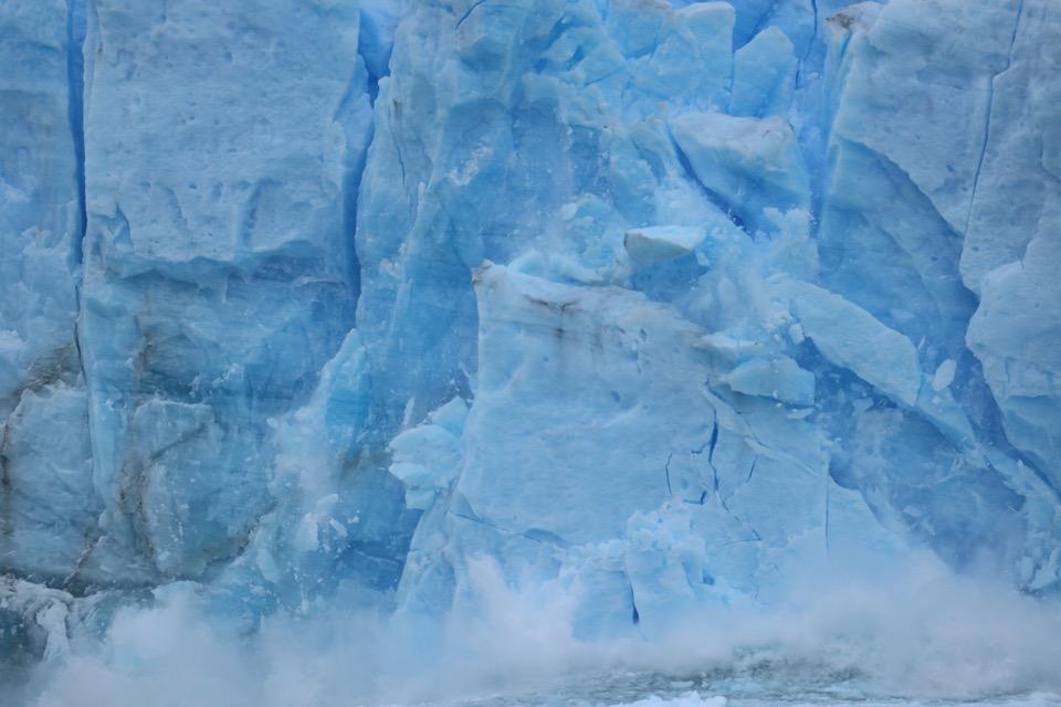 【世界一周】必見!!ーパタゴニア大自然とペリト・モレノ氷河の崩落ー