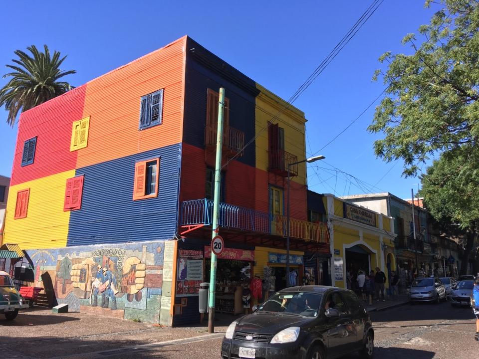 ブエノスアイレスのカミニート