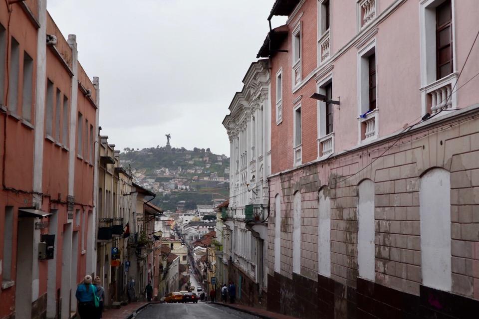 キト旧市街