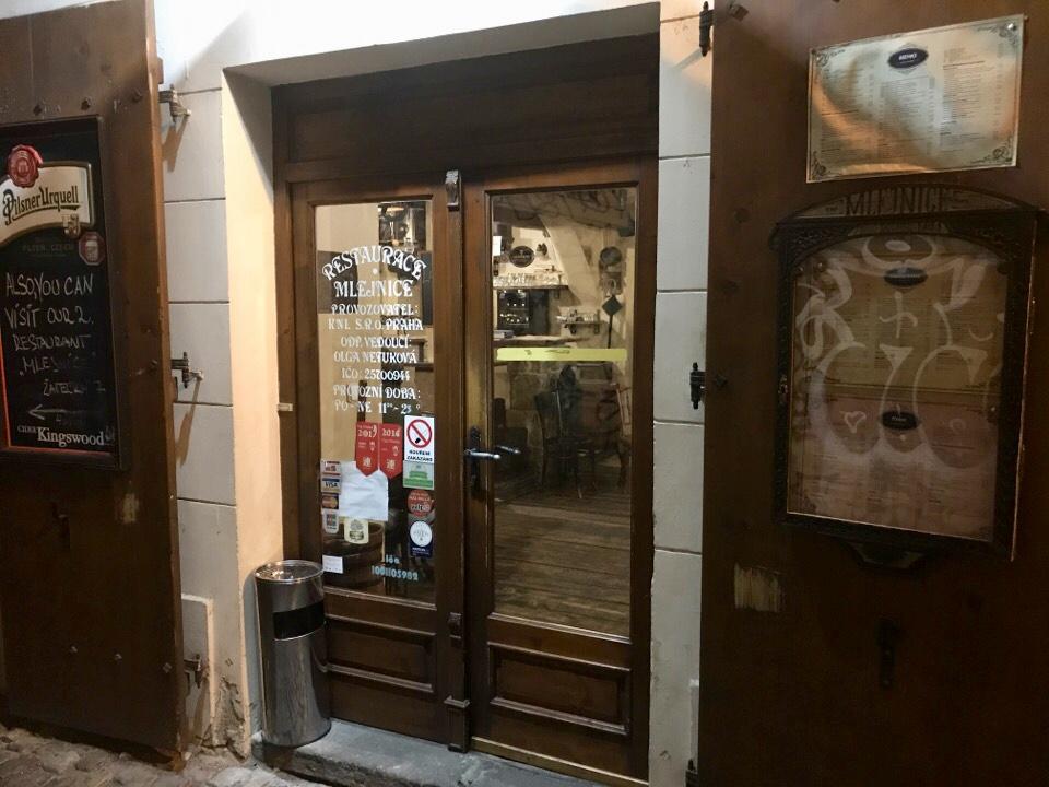 チェコの店