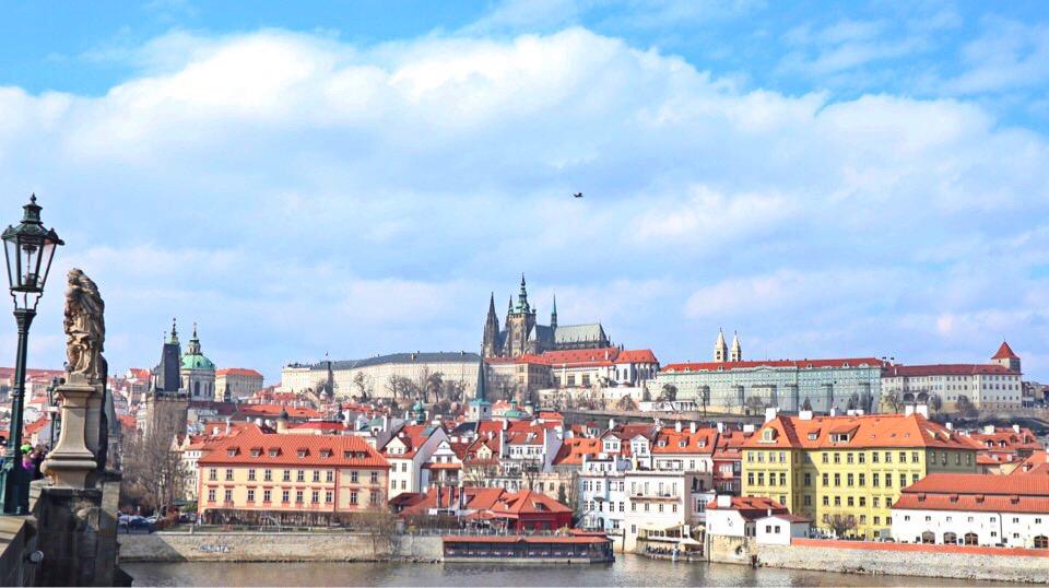 【世界一周】世界で最も美しい街、それはプラハ。ー前編ー