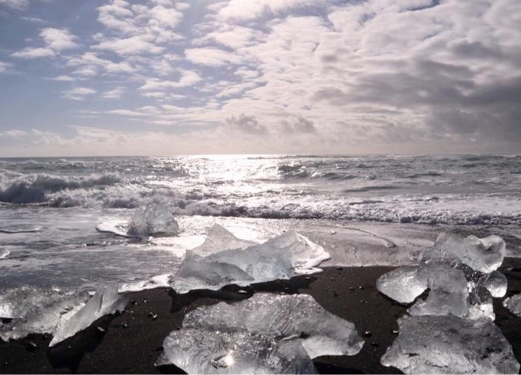 ダイヤモンドビーチ