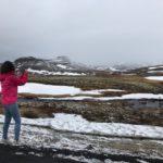 【世界一周】アイスランド2日目。ダメだ…、晴れ間が見えねぇ。