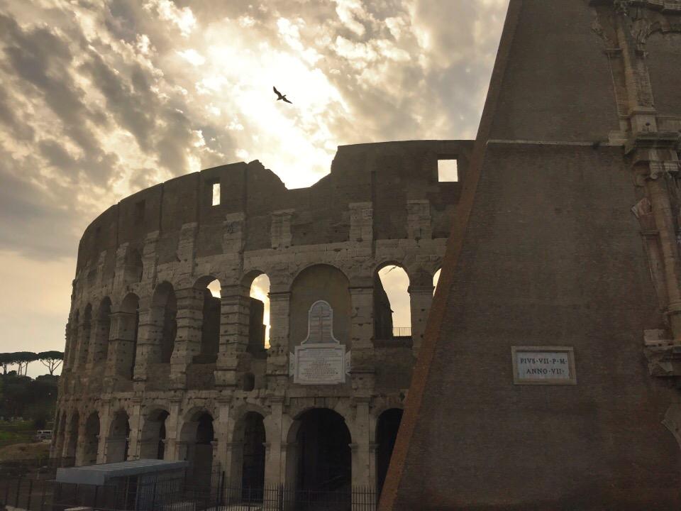 【世界一周】ローマは一日にして成らあぁぁず!!