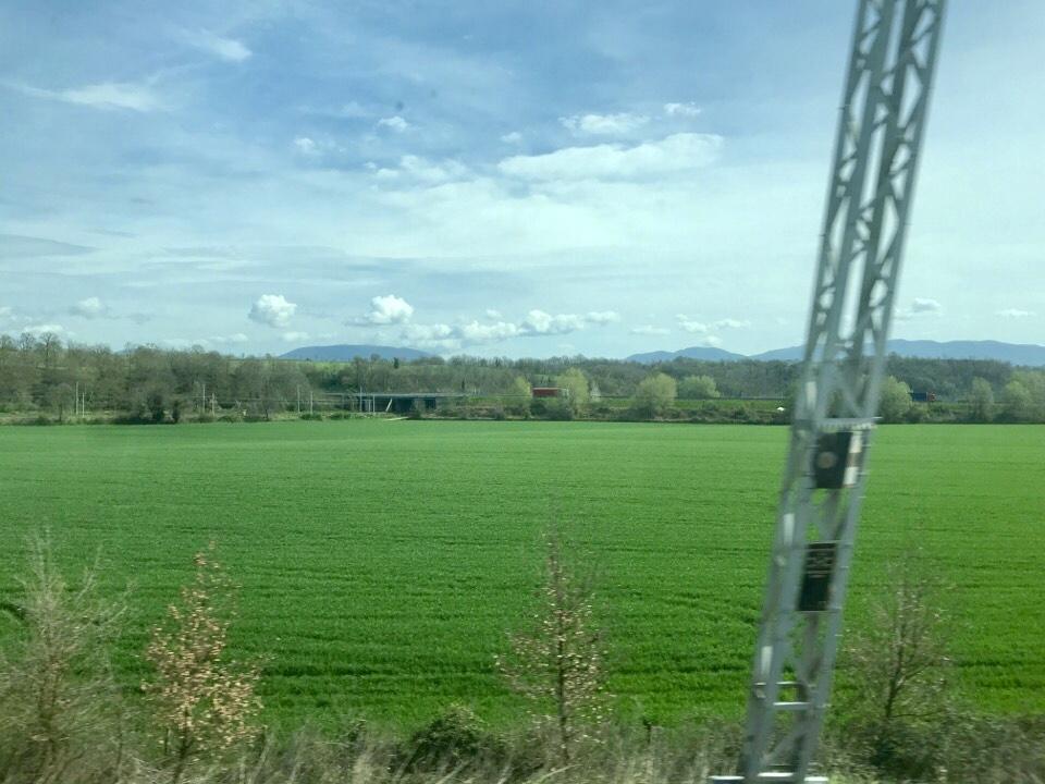 イタリアの田舎