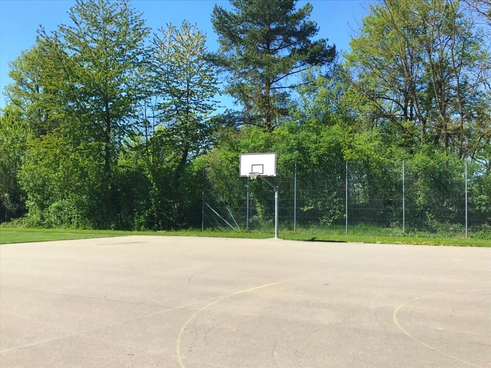 小学校の校庭