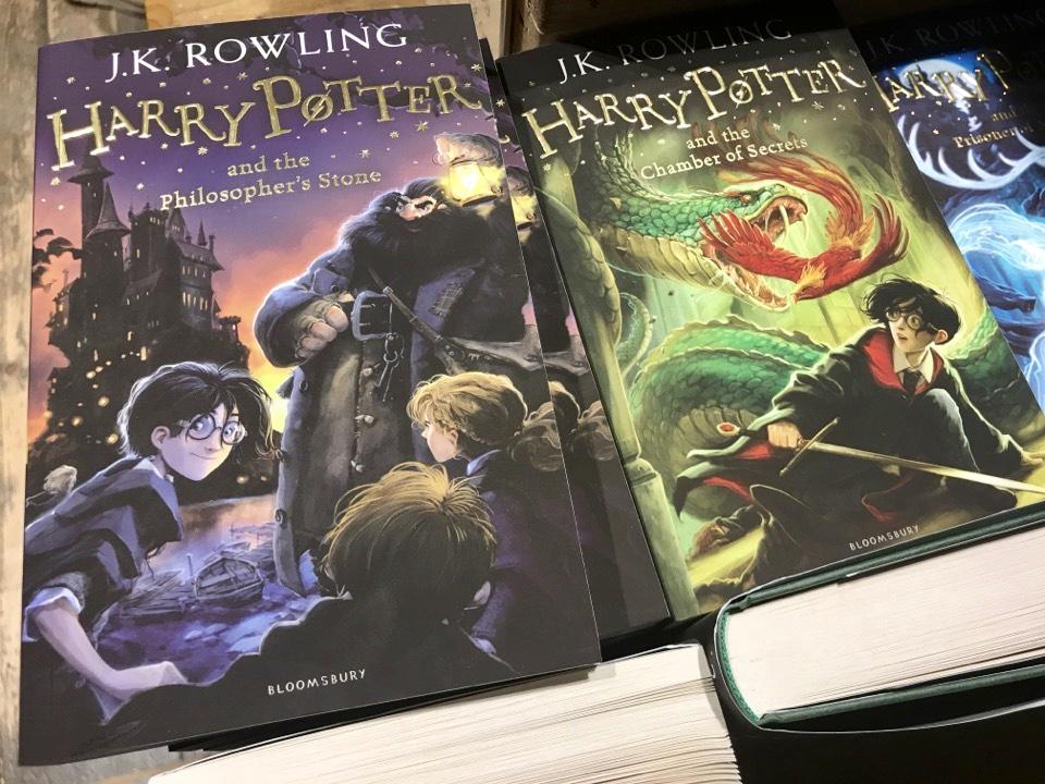 ハリー・ポッターの本