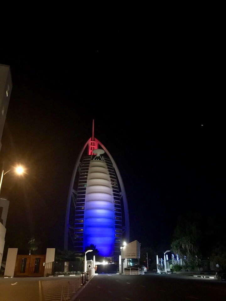 ドバイホテル