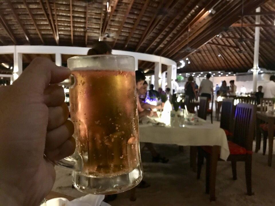 モルディブのホテル